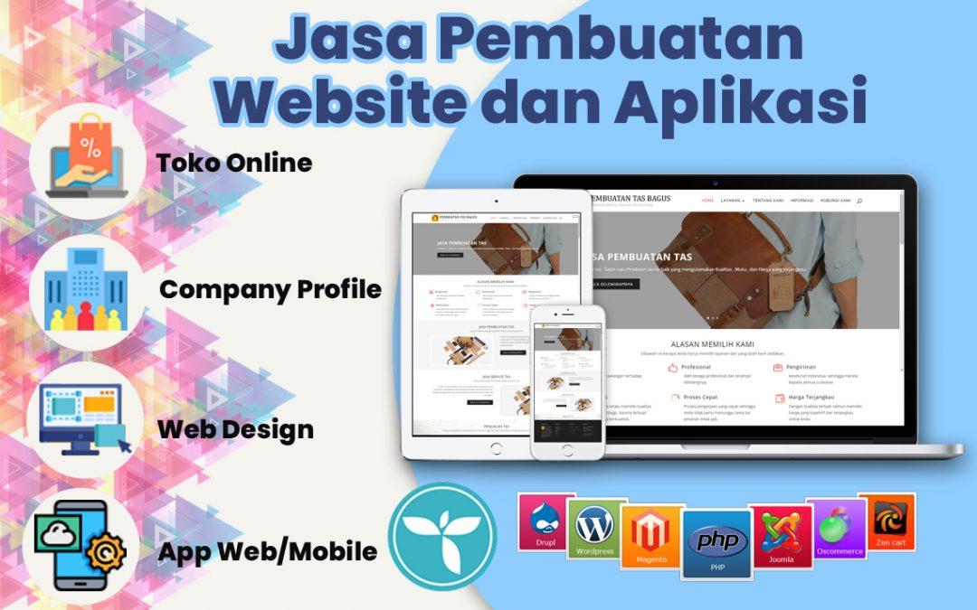 Jasa Pembuatan Website di Solo, Surakarta dan Sekitarnya